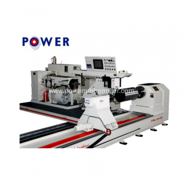 Cylindrical Rubber Roller Forming Machine