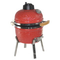 Tabletop Mini ss Charcoal Kamado BBQ Grill