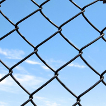 pvc coated galvanized chain link fence for sale