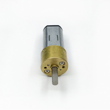N30 12mm dc 6v micro gear metal motor