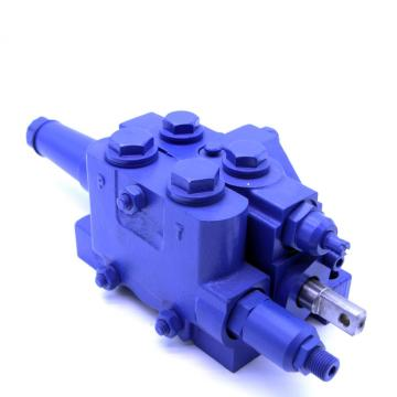 Vermeer hydraulic sectional valve