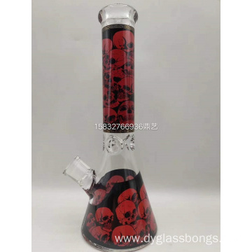 Glass Water Pipes with Terrorist Heads