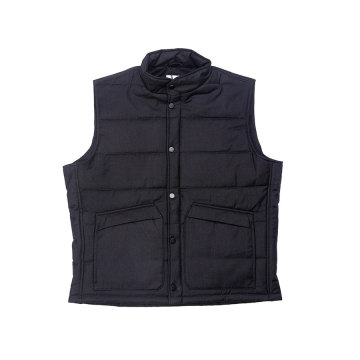 fashion  Men`s TR padding vest Fall Winter