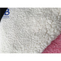 KNIT POLYESTER SHERPA FLEECE