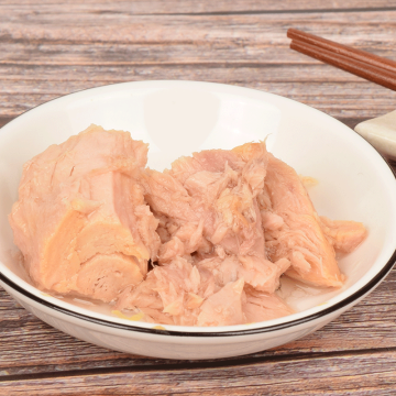 Wild Salmon in Canned Producer