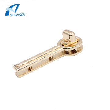 Fashion Turn Lock Twist Lock For Ladies Handbags