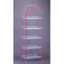 Stable 5  tier shelf