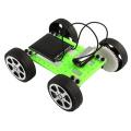 New Kids Solar Toys Energy Crazy Mini Solar Powered Toy DIY Mini Car Solar Power Robot Kit Montessori Gadget Toys For Children