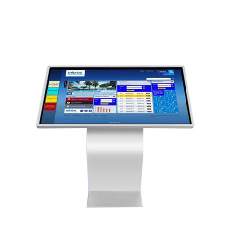 Query machine all-in-one touch screen monitor