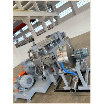 CPVC Tube Extruding Making Manufacturing Twin Screw Extruder