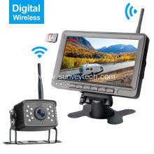 Wireless Dhijitari Reverse Kamera Monitor 7inch