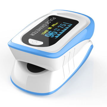 Battery SPO2 Adult Child Finger Pulse Oximeter