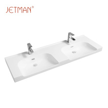 JM5002SP-141 1410*460*160 Sinks Double Square Basin