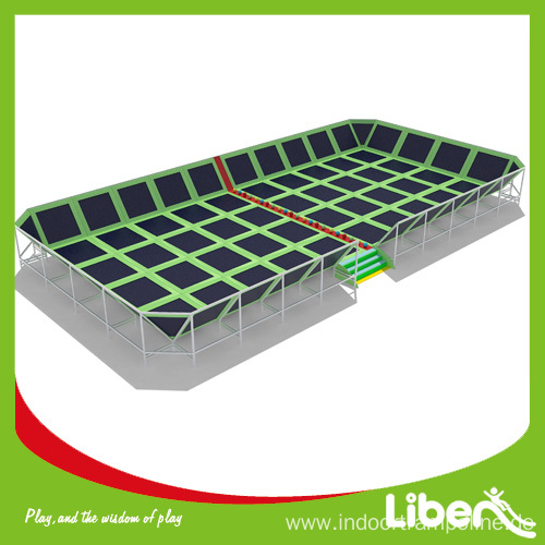 Can Be Customized Safe Kids Trampoline for Games