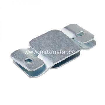 High Quality Zinc Plated Steel Bed Interlocking Connecting Brackets