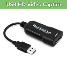 New Arrival USB Video Capture Card HDMI Video Capture Device VIdeo Grabber Recorder for PS4 DVD Camera Live Streaming