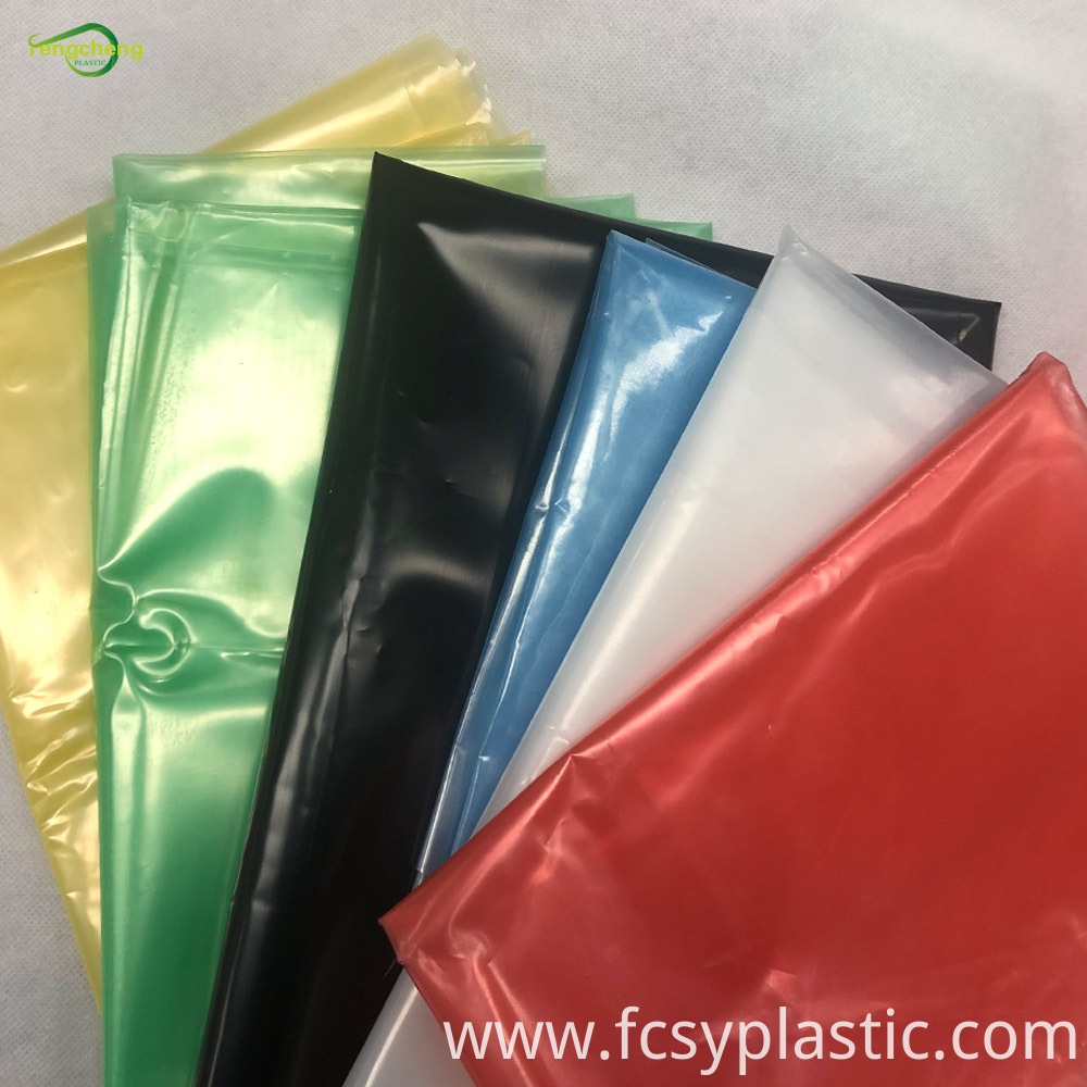 Plastic Film Cover