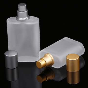 1Pcs 30ml 50ml Frosted Glass Empty Bottle Sprayable Enough Spray Bottle Odor Travel Size Portable Reuse Perfume Bottles