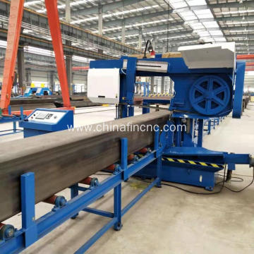 CNC Horizontal Band Saw Machine