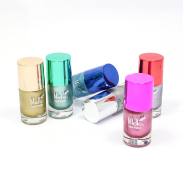 Metallic Shimmer Nail Polish Varnish