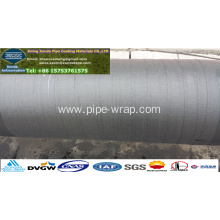 PP Woven Fibric Cloth Backing Anti-corrosion Tape