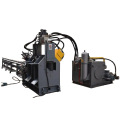 Flat steel shearing machine