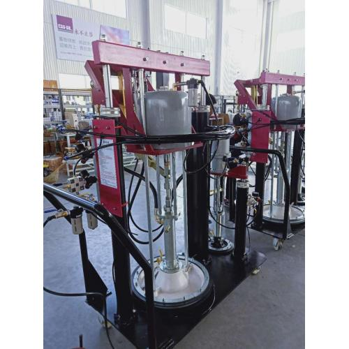 Two Part Pump Machine