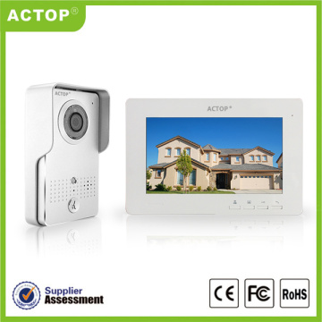 New wired Villa video intercom phone for home
