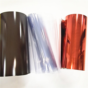 Transparent PVC  Wrapping Paper Roll