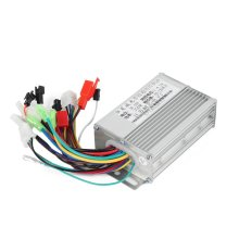 350W 36V/48V Waterproof Design Brush Speed Motor Controller for Electric Scooter Bicycle E-Bike Tricycle Controller New