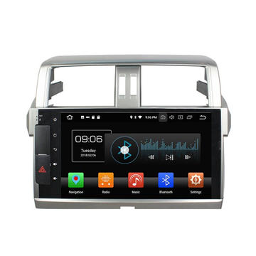 10.1 inch Deckless Car DVD For Prado 2014