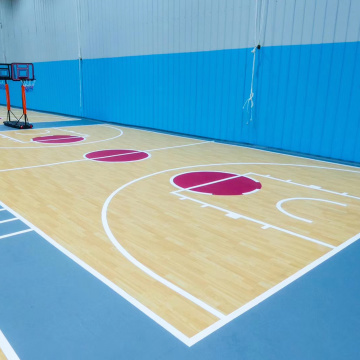 Indoor Basketball Court Mat