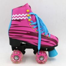 PVC Flashing Wheels Soy Luna Kids Roller Skating Shoes
