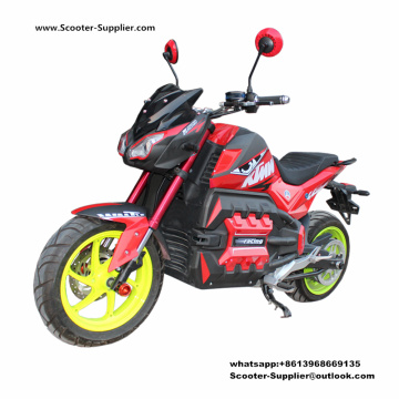110km Long Range Of Electric Motorcycle