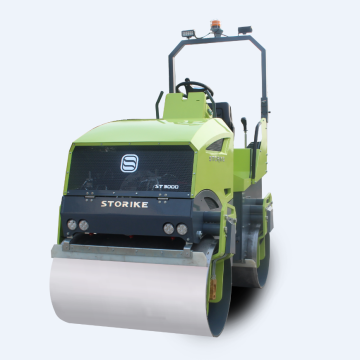 New 3 Ton Diesel Road Roller Compactor