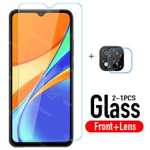 protective glass redmi 9c camera lens screen protector For xiaomi redmi 9 c redmi9c xiomi xaomi redmy c9 9c tempered glass film