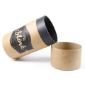 Kraft Paper Tea Can Bag Packaging Tubes Box