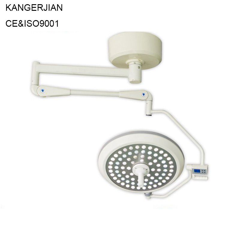 Single-head high-brightness multi-light  LED shadowless lamp