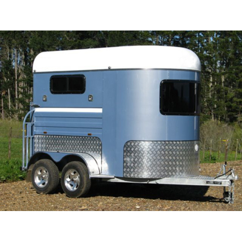 Standard Model 2 Horse Straight Load Horse Trailer