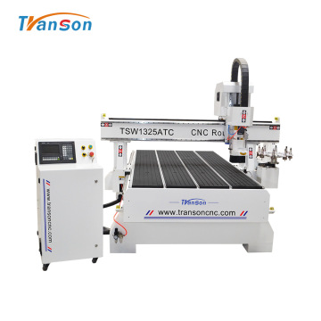 TSW1325 Carousel ATC CNC Router Affordable Price