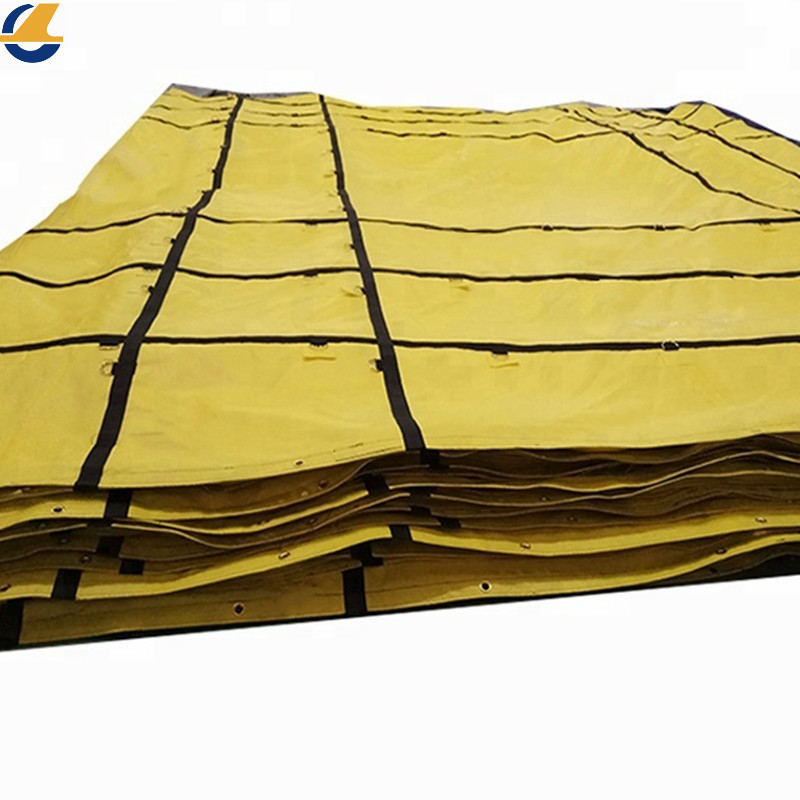 Super Vinyl Tarps Coated Polyester 18oz