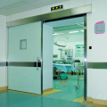 Electric hospital sliding door