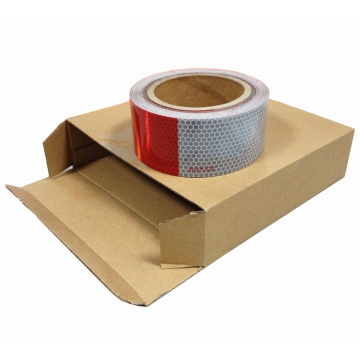 DOT-C2 Highly Retro-reflective Micro-prismatic marking tapes
