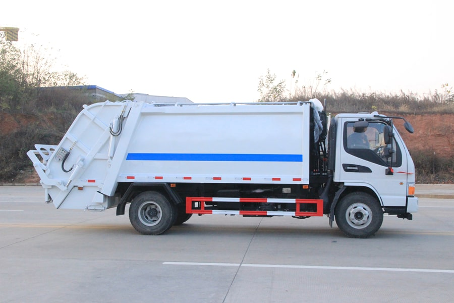 Waste Collection Truck For Sale