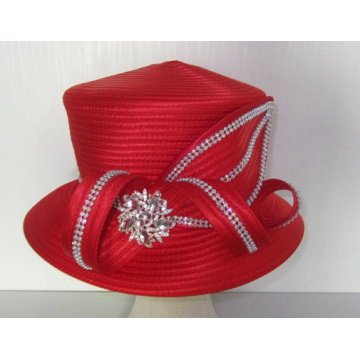 Year-Round Women's Dress Fashion Church  hats