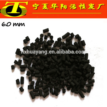 Anthracite coal based active carbon manufacture in China