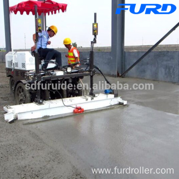 USA Laser Guided Leveling Screed Machine for Rebar Construction (FJZP-200)