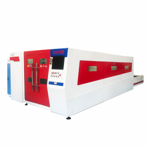 fiber laser cutting machine specification