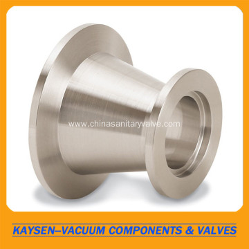 KF-KF conical reducer nipple Aluminum 6061-T6