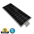120W Solar Powered Street Lamp Parking Lot Lights